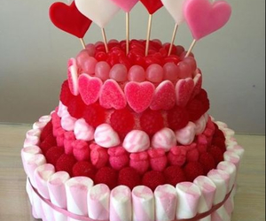 cake, candy, and sweet image