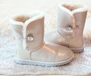 fashion, ugg, and shoes image