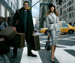 sex and the city, Mr Big, and Carrie Bradshaw image