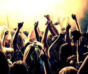 party, music, and fun image