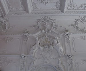 white, pale, and architecture image