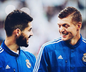 isco, toni kroos, and real madrid image