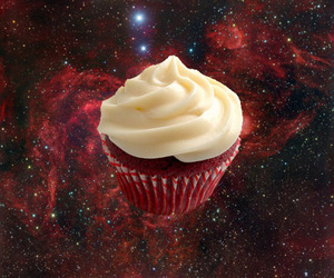 cupcake, food, and hipster image