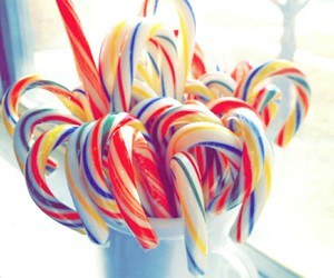 candy and candy canes image