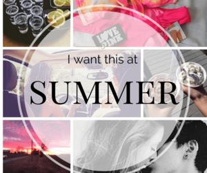 summer, kiss, and love image