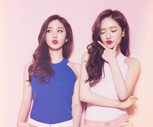 best friend, korea, and korean image