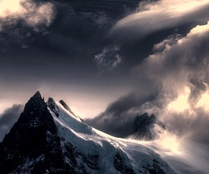 beautiful, mountains, and nature image