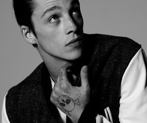 model, tattoo, and ashstymest image