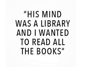 book, library, and love image