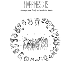 family and friends image
