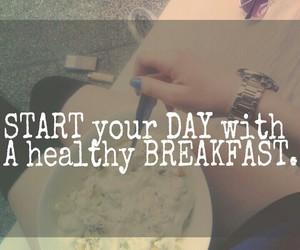 abs, breakfast, and challenge image