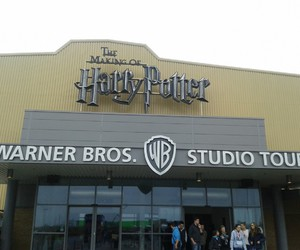 harry potter, london, and warner bros image
