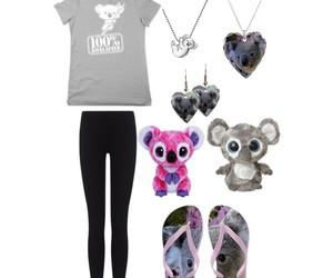 fashion, Koala, and koalas image