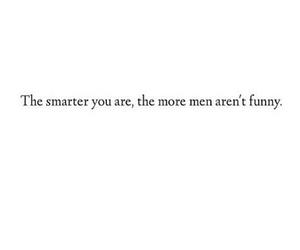 men, smart, and true image