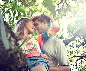 beautiful, florest, and boyfriends image