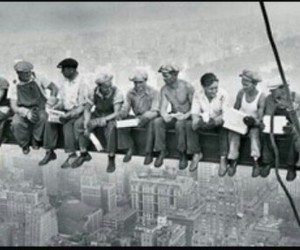 1947, workers, and labour day image