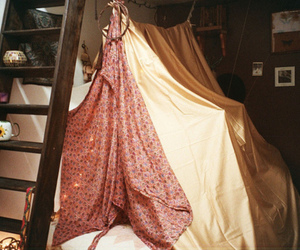 fort, photography, and tent image