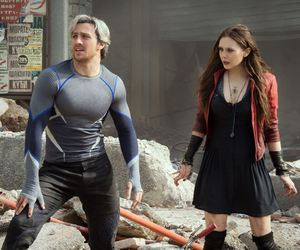 Avengers, quicksilver, and Marvel image