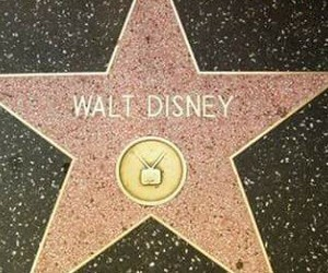stars, disney, and hollywood image