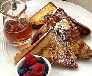 food, breakfast, and yummy image