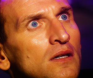 blue eyes, doctor who, and wow image