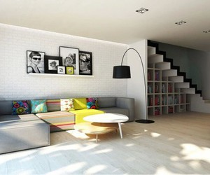 appartement, home, and house image