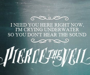 pierce the veil, ptv, and Lyrics image