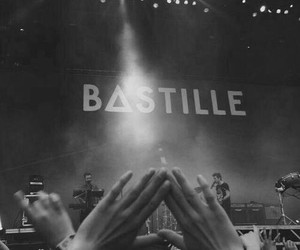 bastille, music, and concert image
