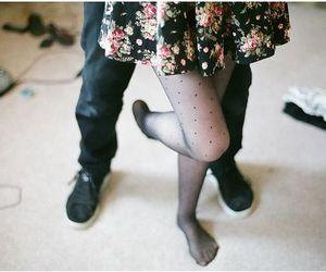couple, boy, and dress image