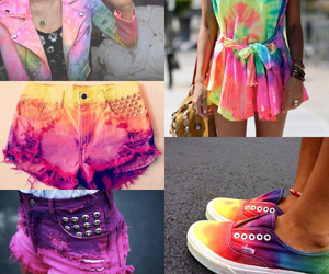colourful, fashion, and fun image