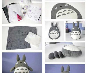 diy, totoro, and anime image