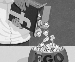 facebook, ego, and like image
