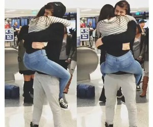 nash grier, hug, and couple image