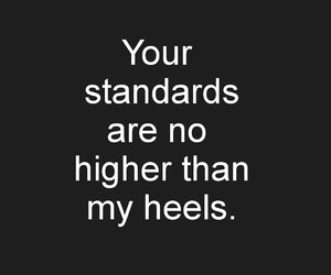 fab, funny, and heels image