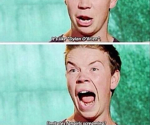 dylan o'brien, the maze runner, and funny image