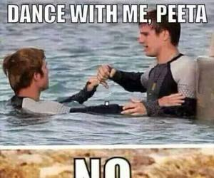 catching fire, peeta, and peeta mellark image