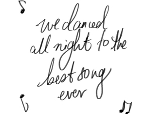one direction, best song ever, and song image