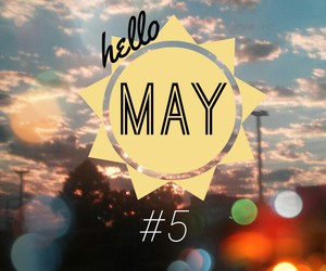 hello, tumblr, and may month image