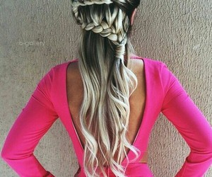 tresse, ❤, and love image