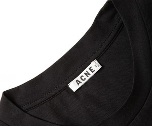 acne, black, and cool image