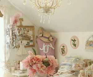 home decorating, romantic rooms, and romantic bedrooms image