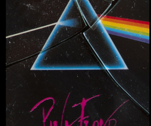 Pink Floyd, rock, and dark side of the moon image