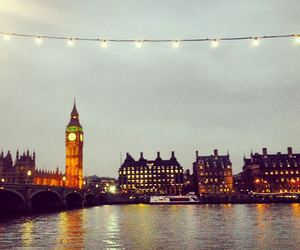 beautiful, Big Ben, and evening image