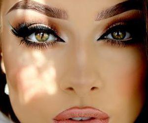 beauty, makeup, and make up image