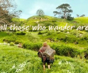 hobbit, LOTR, and tolkien image