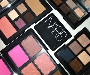 cosmetics, makeup, and nars image
