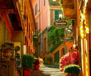 italy, street, and travel image