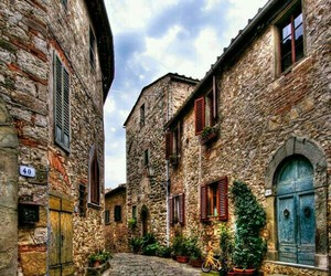 italy, house, and street image