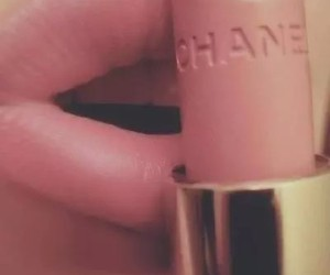 chanel, lips, and pink image