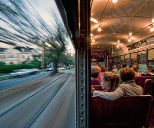 train, photography, and speed image